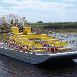 15 X 8 Panther Airboat