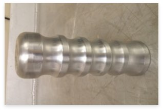 Steering Grip Billet Aluminum